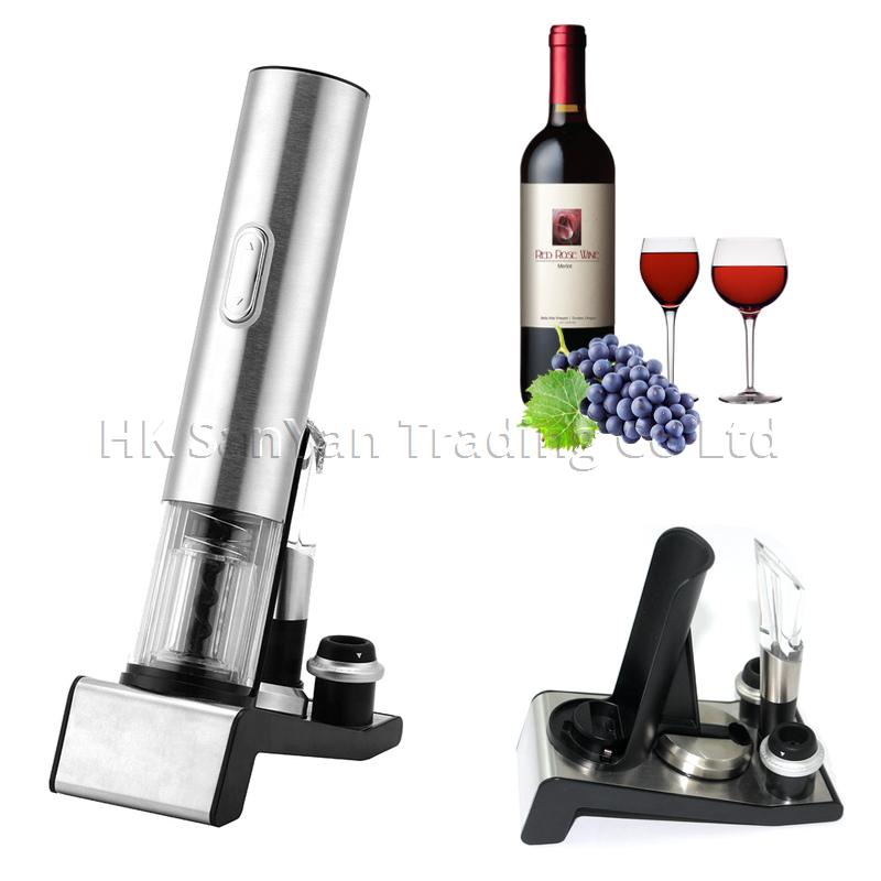 Electric Wine Bottle Opener SYW-361601
