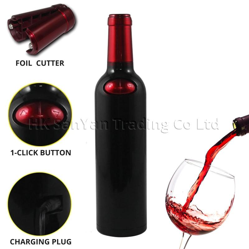 Electric Wine Bottle Opener SYW-P336J3