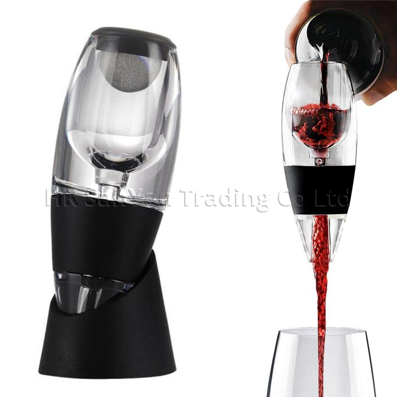 Quick Wine Aerator Pourer and Decanter