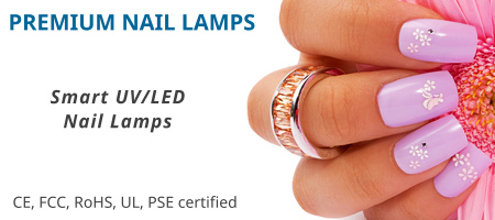 Premium UV LED nail lamps