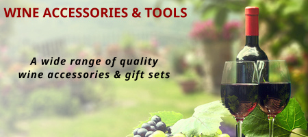 Wine accessories and gift sets