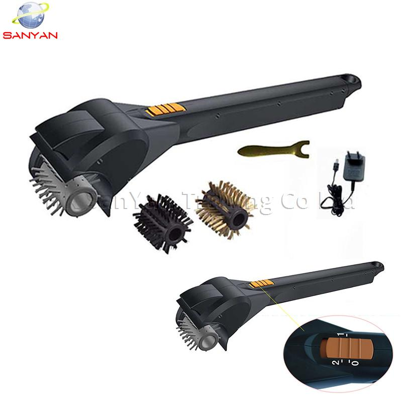 Rechargeable Barbecue Cleaning Brush SY-BTC2R